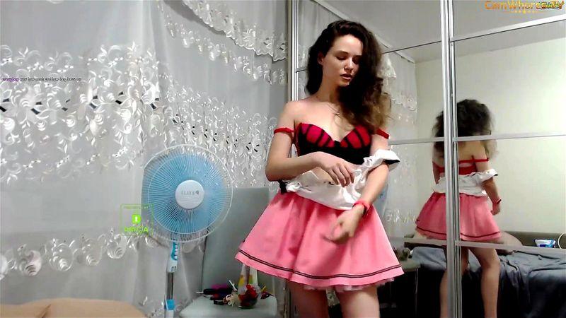 Sexy Russian teen Demurelixir 3hrs long webcam show