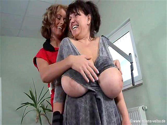 Milena Velba & Lola (get fun with these big boobs)