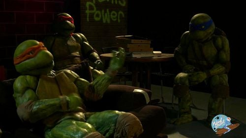 Porn ninja turtles Ninja Turtles