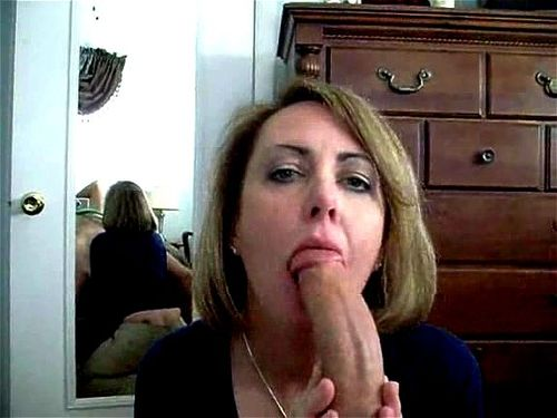 Real Homemade Milf Blowjob