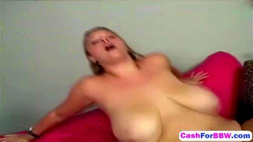 Fat man fucks skinny bitch