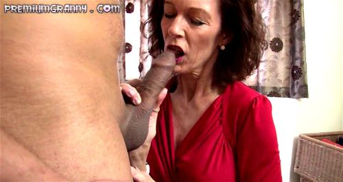On skinny pussy cock mature her an big sits beauty sorry