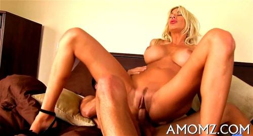 Craves red for orgasm hot mommy charming
