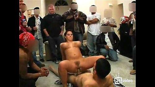 Amateur Latina Destroyed Bbc