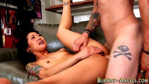 Emo asian porno