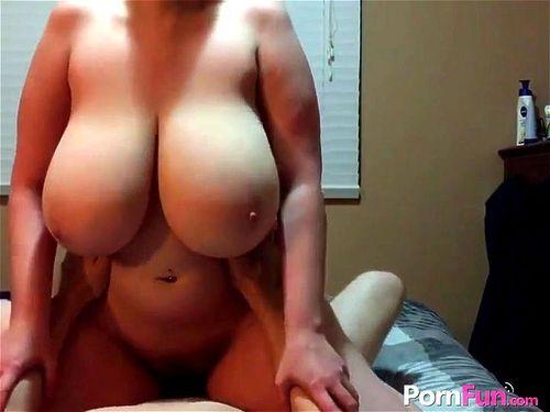 Amateur Big Tits Gf Riding
