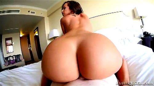 Bubble Butt Teen Twerking Dick