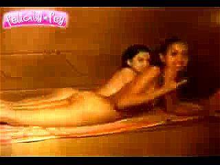 Watch Kamilla Felicity Fey Sauna - Asian, Babe, Big Tits, Brunette, Fetish, Latina Porn