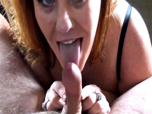 Hd Closeup Mature Blowjob