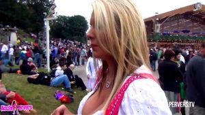 Oktoberfest porno pervers aische Aische Pervers
