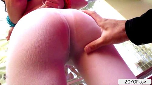 Titty Fuck Anal Threesome