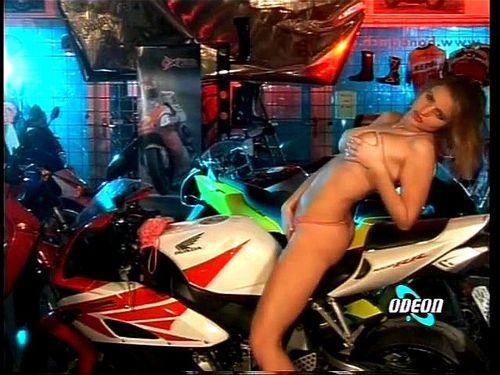 Sexy Camgirl Riding Dildo