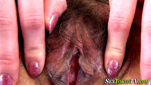 Chubby Latina Hairy Pussy