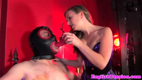 Really. dominates with sub gloryhole bound mistress opinion
