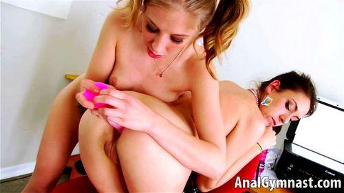 Lesbian Ass Licking Game