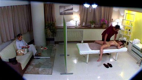quay lén quán massage cho nữ