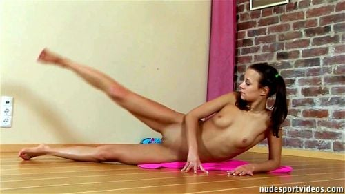 Watch Nude Exercise - Fetish, Small Tits, Teen, Romanian, Gymnast, Exercise Naked Porn