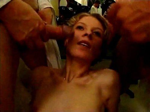 French cum mature