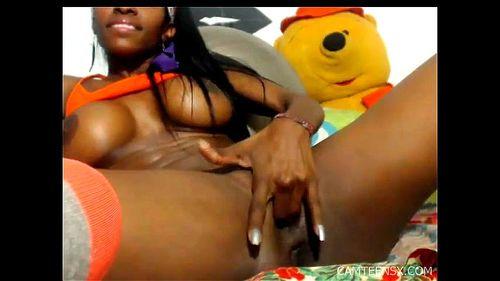 Ebony Big Tits Big Ass Anal