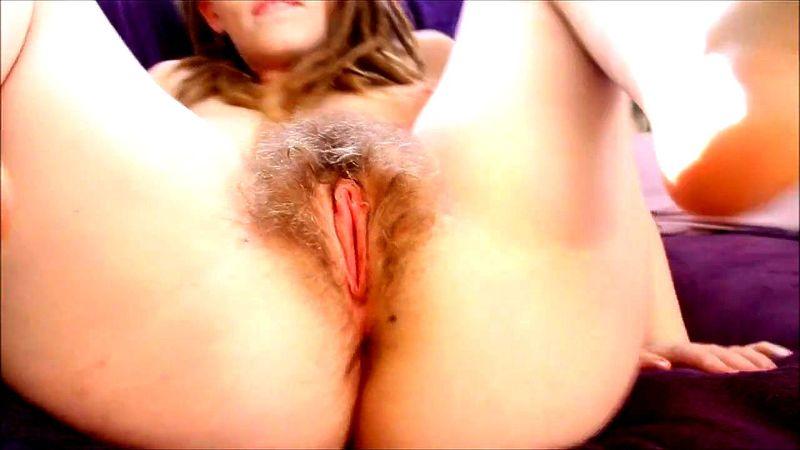 Hairy Pussy Milf Masturbation