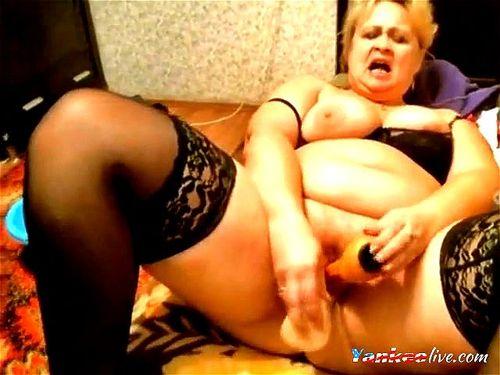 Chubby Amateur Lesbian Orgasm
