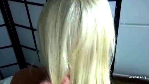 Deutsche blondine porno