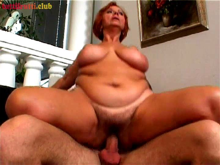 Red Head Teen Sucks Big Cock