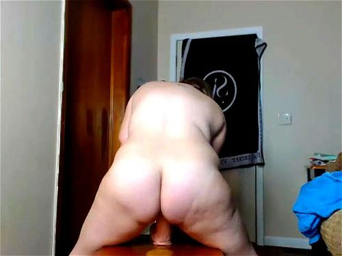 Chubby Stockings Milf Anal