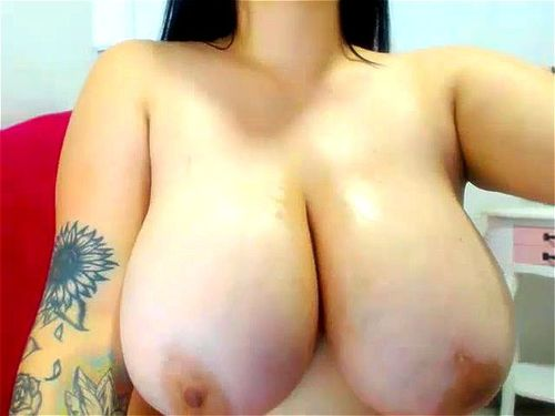 Natural Tits Solo Squirt