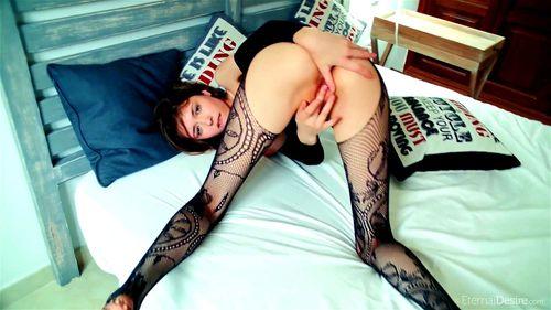 Mila Azul - Close - Babe, Big Tits, Masturbation, Solo, Squirt, Lingerie