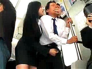 japanese guy fingering girl