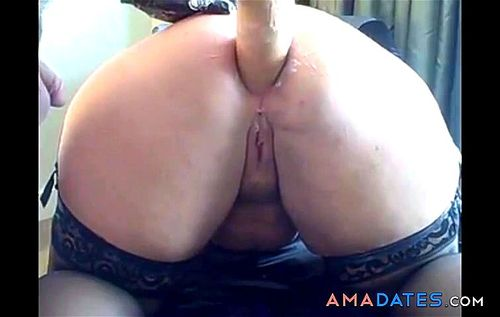 Amateur Anal Squirt Homemade