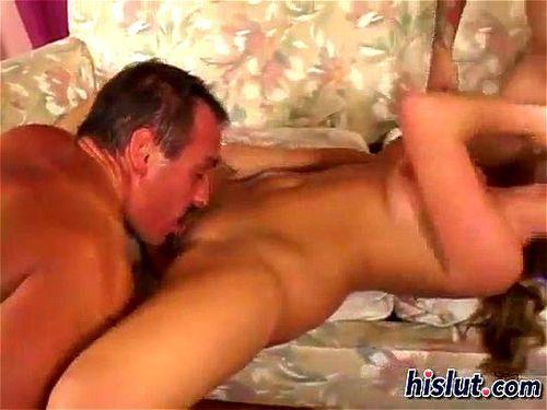Black Dick Double Vaginal