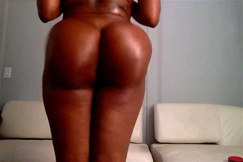 Big Booty Ebony Student