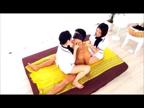 Japanese Massage Two Girls