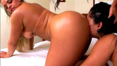 Lesbian Licking Dirty Ass