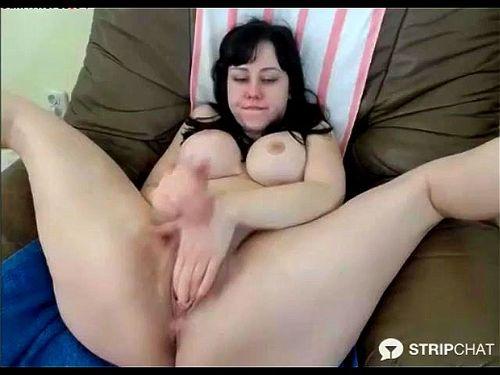 Hairy Bbw Masturbation Squirt