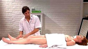 Marie McCray olie-massage verandert in hete seks