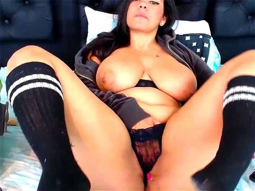 Thick Latina Solo Squirt Teen