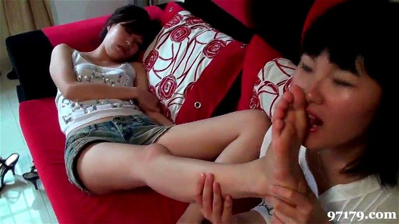 Mature Asian Foot Worship