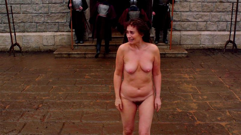 And afraid uncensored naked Naked and