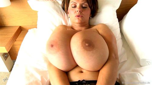 Milena Velba great breast