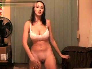 Vicky Perfect Boobs Girl