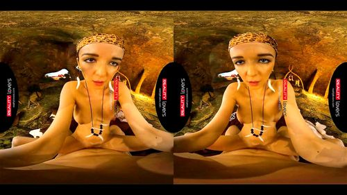 RealityLovers - 10.000 BC in a Cave Virtual Reality Sex