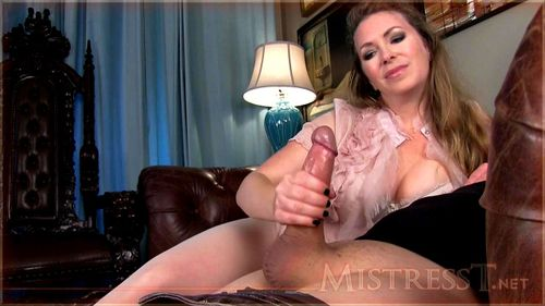 Milf Handjob Ruined Orgasm