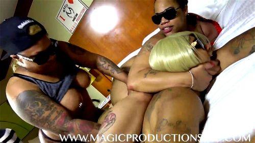 Ebony Black Bbw Lesbian