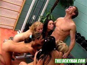 The Lucky Man Porn
