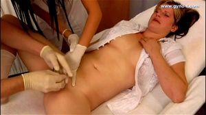gyn examination 3d porno