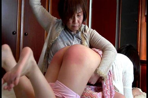 Watch Japanese Girl Spanked By Friends Mom Part 2 -4322