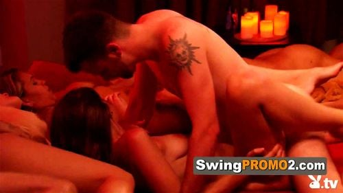 Married Couple Swingers Party
